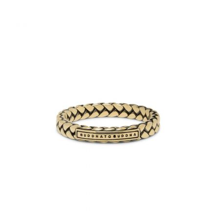 Ring George Gold YG 14kt