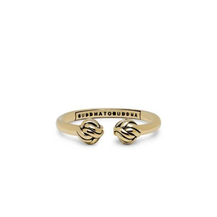 Ring Refined Katja Geelgoud 14kt