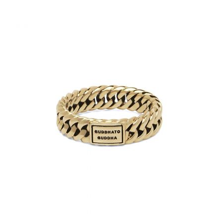 Ring Chain Yellow Gold 18kt