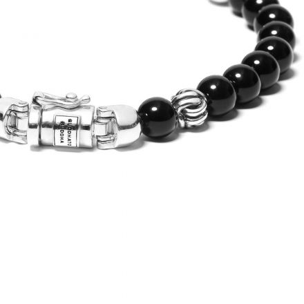 Armband Spirit Bead Mini Onyx