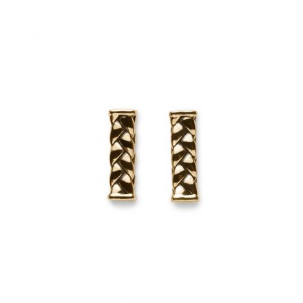 Earstuds George Gold YG 14kt