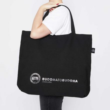 Luxe Canvas Tote Bag