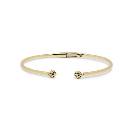 Bangle Refined Katja Geelgoud 14kt