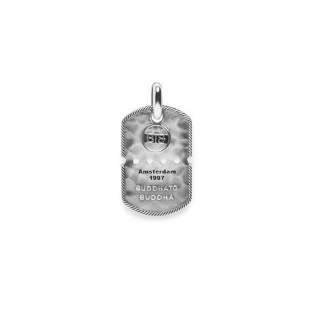 Pendant Army Tag Including Engraving